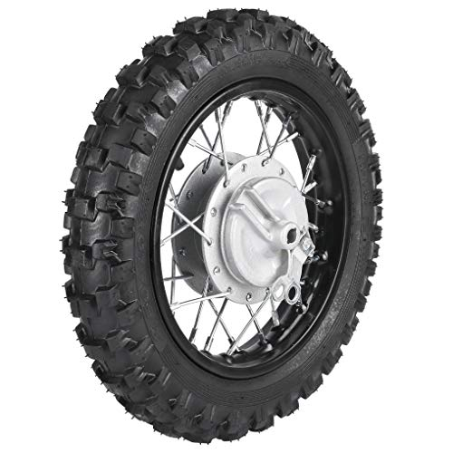 TDPRO Front 2.5-10 10' Wheel Tire and Rim 1.4 x 10 With 12mm Bearing for 50cc CRF50 XR50 Dirt Pit Bike