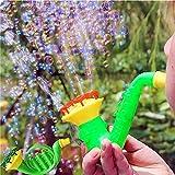 haoyushangmao Wasserstrahl Spielzeug hohe Qualität Blase Blasen Maschine Seifenblase Pistole im...