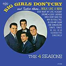 Big Girls Don't Cry and Twelve others... Limited Mono Mini Sleeve Edition