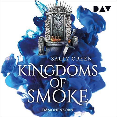 Dämonenzorn Audiobook By Sally Green cover art