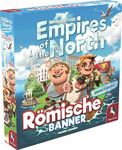 Pegasus Spiele 51973G Empires of The North: Römische Banner [Erweiterung]