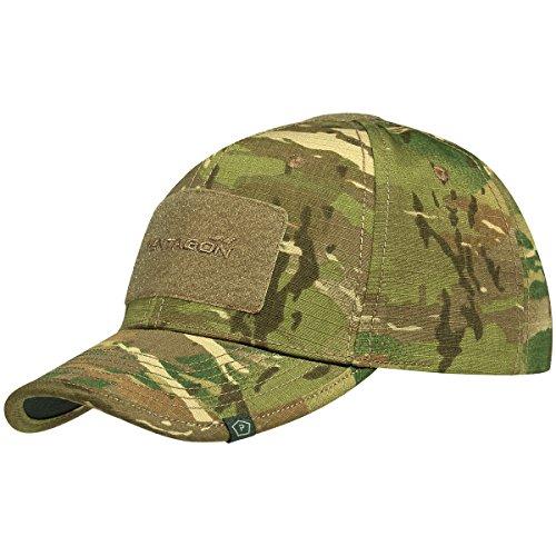 Pentagon Tactical 2.0 BB Chapeau Ripstop Grassman