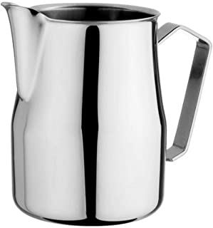 Motta Europa Stainless Steel Frothing Pitcher, 25.4 Fluid Ounce