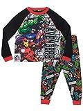 Marvel - Ensemble De Pyjamas - Avengers - Garçon - Multicolore - 5-6 Ans
