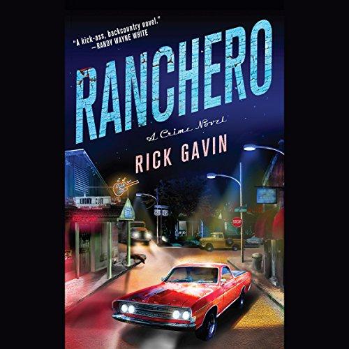 Ranchero audiobook cover art