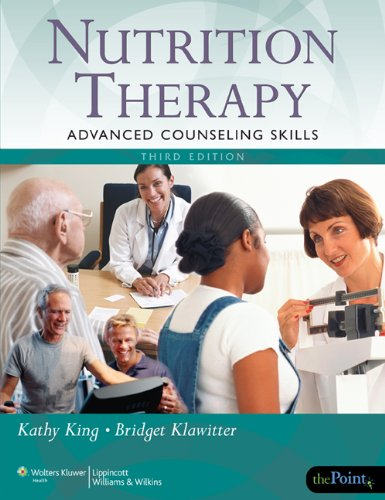 Nutrition Therapy: Advanced Counseling Skills: Advanced...