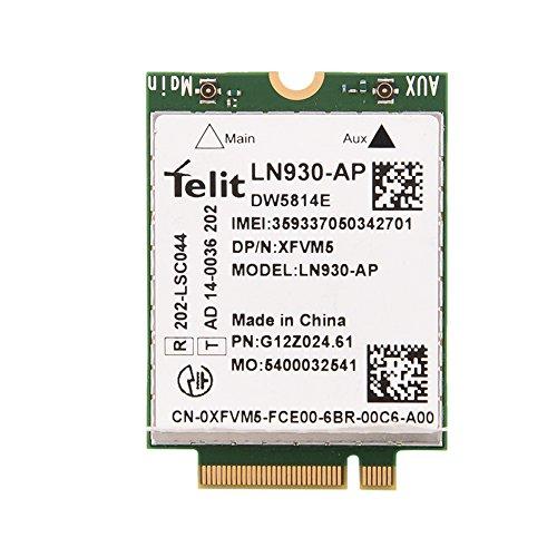LTE HSPA + 4G Mobile Broadband, ASHATA 4G Mini Modulo LTE NGFF WWAN M.2 Scheda, ad Alte Prestazioni 150Mbps 4G LTE Modulo Scheda Wireless, Supporto GNSS A-GPS per PC Laptop   Notebook ECC