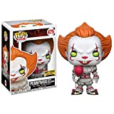 QToys Funko Pop! It #475 Pennywise with Balloon Chibi...