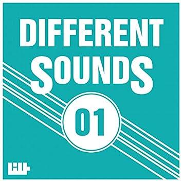 Different Sounds, Vol.1