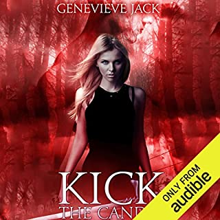 Kick the Candle audiobook cover art
