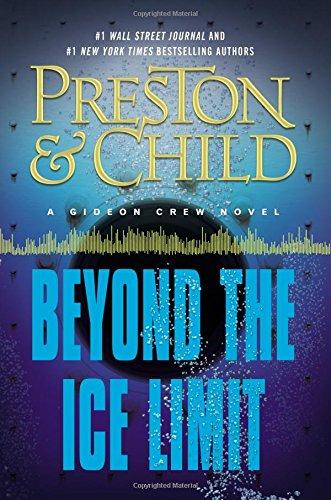 Image of Beyond the Ice Limit: A Gideon Crew Novel (Gideon Crew Series)