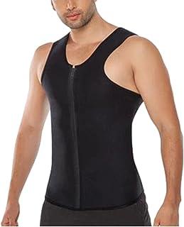 comprar comparacion GODGETS Hombres Camisetas Termicas de Compresion de Neopreno para Sudaracion Excesiva Desarrollo Muscular Adelgazar Rápido...