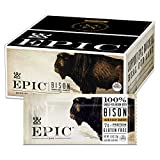 EPIC Bison Bacon Cranberry Bars, Grass-Fed, Paleo Friendly, 12 Ct Box 1.3 Oz Bars