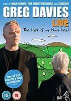 Greg Davies - The Back Of My Mum's Head Live