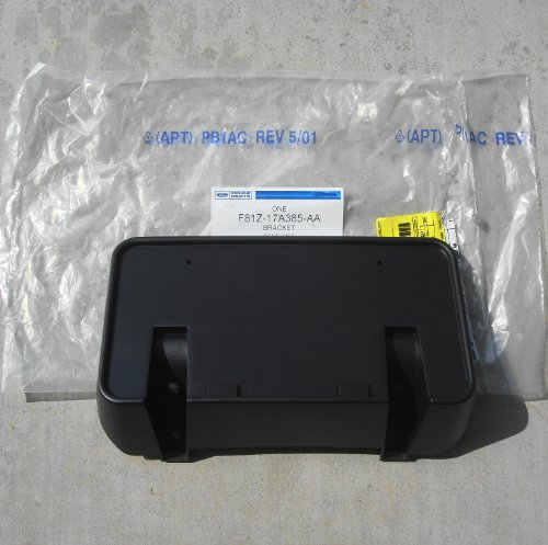 License Plate Bracket OEM NEW