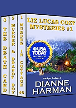 Liz Lucas Cozy Mysteries #1 (Liz Lucas Cozy Mysteries Boxed Set) by [Dianne Harman]