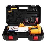 SOULONG Cric Elettrico per Auto 2T/3T da 12 V, Cric Elettrico Auto Automatico Sollevatore Jack con Custodia di Trasporto, per Auto e SUV (3T)