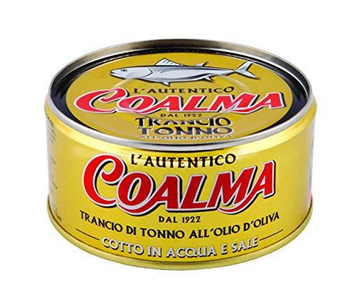 Coalma trancio di tonno in olio d'oliva 300g