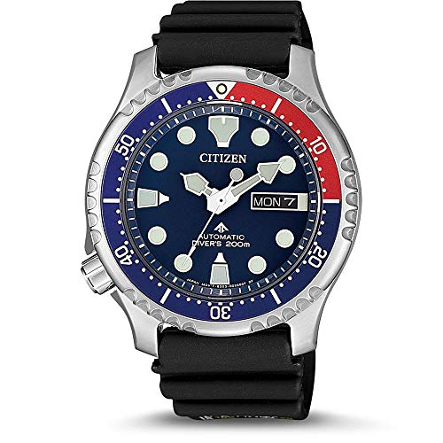 CITIZEN Orologio per immersioni NY0086-16LE