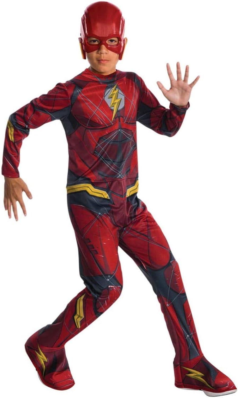 Horror-Shop Justice League Flash Kinderkostüm M B07D1CLF19  Neues Design   | Schön geformt