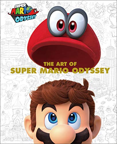 The Art of Super Mario Odyssey