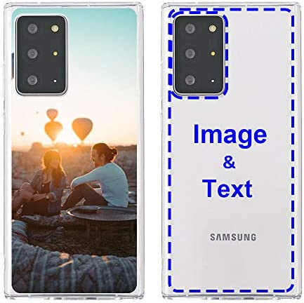 MXCUSTOM Custom Samsung Galaxy Note 20 Ultra 5G Case Customized Personalized with Photo Image product image