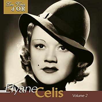 """Elyane Celis, Vol. 2 (Collection """"Les voix d'or"""")"""