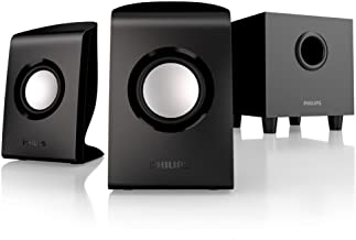 philips multimedia speakers 2.1 with subwoofer