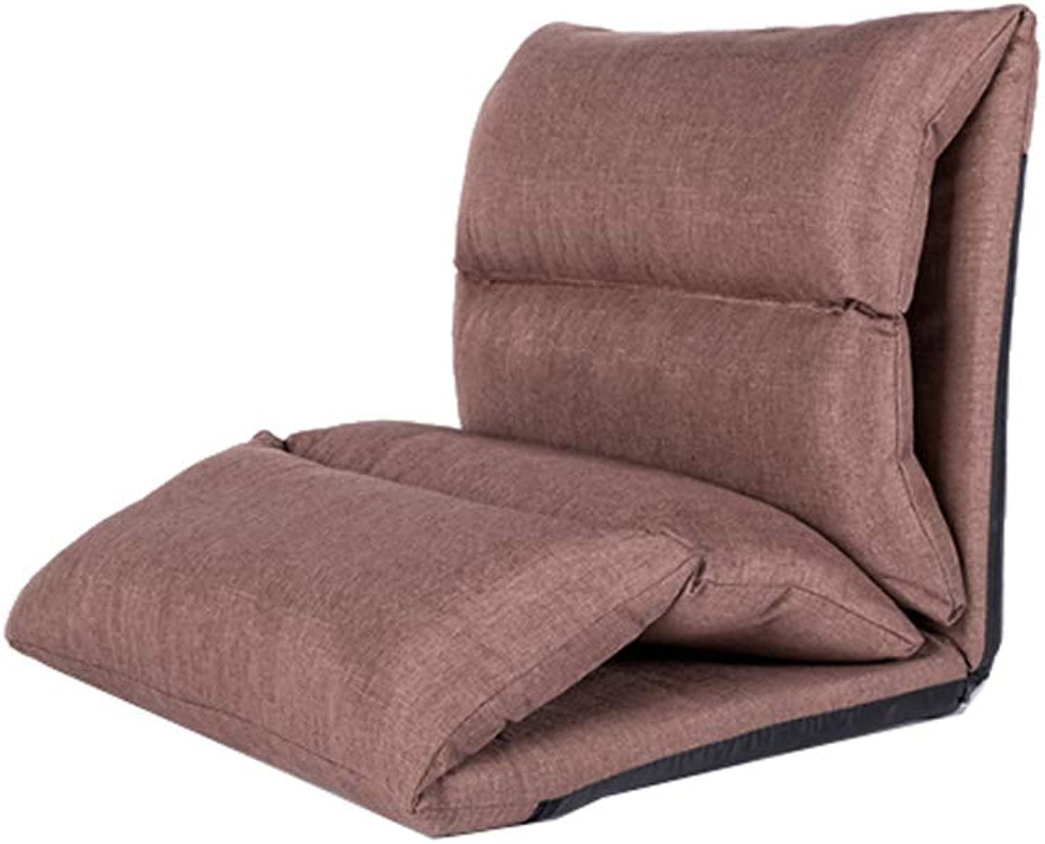 Single Foldable Lazy Couch Modern Living Room Balcony Chair