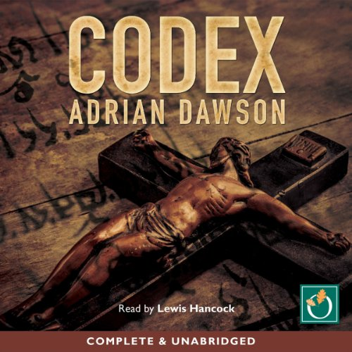 Codex cover art