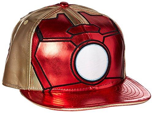 Avengers Age Of Ultron Iron Man Armor 5950 Fitted Béisbol Gorra | 7 3/8
