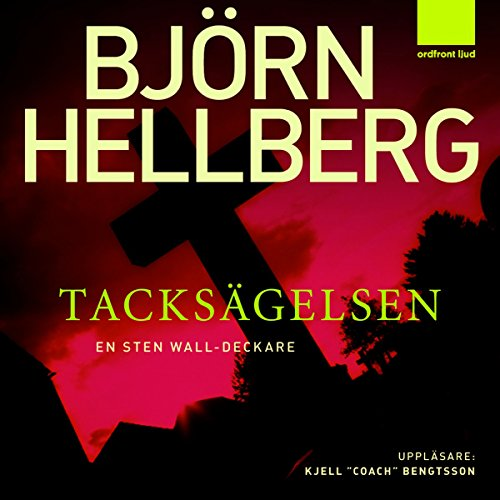 Tacksägelsen audiobook cover art