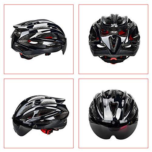 51VNmyuoS3L XINERTER Adult Bike Helmet Road Bike