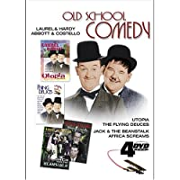 Old School Comedy 4-DVD Pack