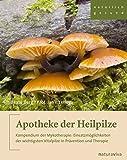 Apotheke der Heilpilze: Kompendium der Mykotherapie: Einsatzmöglichkeiten der wichtigsten...
