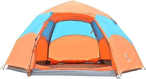 Nalkusxi Tente antipluie pour Camping extérieur, Tente pour 3 ou 4 Personnes