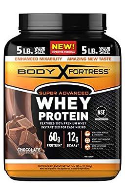 Body Fortress Super Advanced Whey Protein Powder