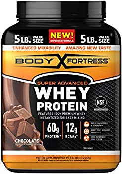 Body Fortress 5-Lbs Super Advanced Whey Protein Powder