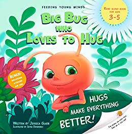 Big Bug Who Loves To Hug by Jessica Glade ebook deal