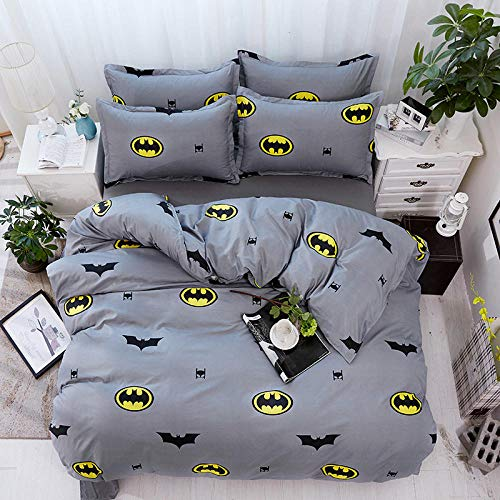 Superking duvets sets,bed linens bed duvet cover set gray bedding set bed cover set queen king size-style3_150x200cm 3pcs