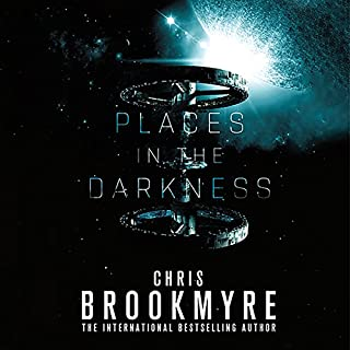 Places in the Darkness cover art