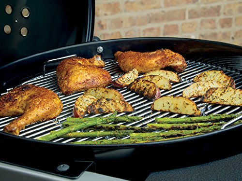 Weber 15301001 Performer Charcoal Grill, 22-Inch, Black 1
