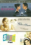 The Cutting Edge (1992) / The Man in the Moon (1991) / Shag: The Movie (1989)
