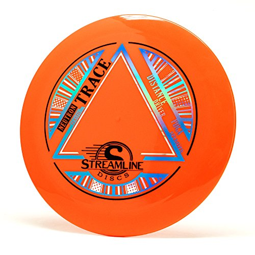 Streamline Discs Neutron Trace Disc Golf (165-169g / Colors May Vary)