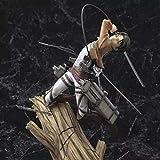 GSDGSD Anime Attack on Titan Kotobukiya Levi Ackerman PVC Figura de acción Modelo de Juguete...