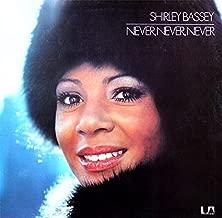 Shirley Bassey - Never Never Never - United Artists Records - UAS 29 471 I