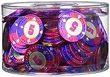 Theobroma Casino Pokerchips aus Milchschokolade