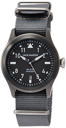 Jack Mason Aviator Watch 42mm...