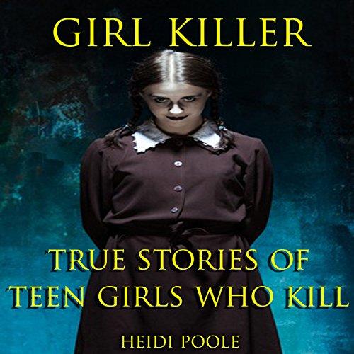 Girl Killer audiobook cover art