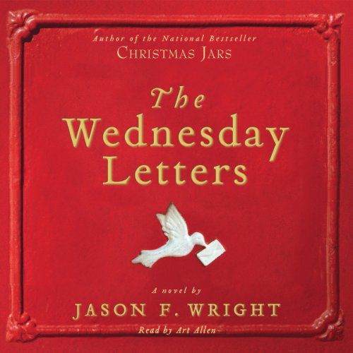 The Wednesday Letters audiobook cover art